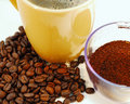 Free Fresh Ground Coffee Stock Image - 6370761