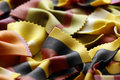Free Close-up Of Colorful Pasta Royalty Free Stock Images - 6375539