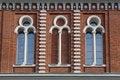 Free White-framed Windows Royalty Free Stock Images - 6375869