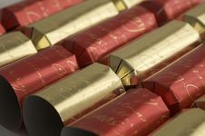 Free Christmas Crackers Royalty Free Stock Photos - 6370638