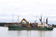 Free Barge Stock Photo - 6370790