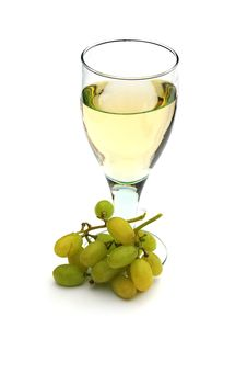 Free Wine And Grapes Stock Photos - 6370983