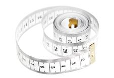Free Centimeter. Measuring Tape. Royalty Free Stock Images - 6371079