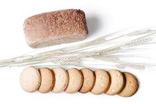 Free Pastry, Bread, Wheat Stock Photos - 6371703