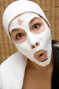 Free Facial Mask Royalty Free Stock Photo - 6371995