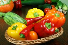 Free Fresh Vegetables. Stock Images - 6372484