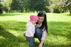 Free Mother And Daughter Stock Photo - 6372520