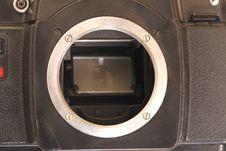 Free Film Camera Mount Stock Photography - 6372572