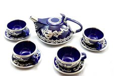 Free Tea Set Stock Photos - 6372813