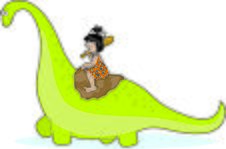 Free Dinosaur Stock Image - 6373391