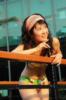 Free Asian  Girl Stock Photos - 6373823