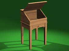 Free Shaker Desk V07 Stock Photo - 6373880