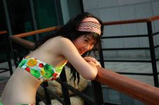 Free Asian  Girl Royalty Free Stock Photo - 6374055