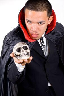 Free Skull Royalty Free Stock Image - 6375136