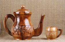 Free Teapot Royalty Free Stock Image - 6375216