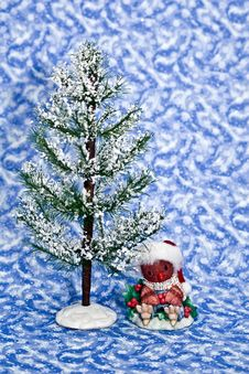 Free Winter Tree Royalty Free Stock Photo - 6375915