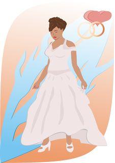 Free Bride Royalty Free Stock Photo - 6375965