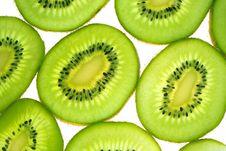 Juicy Kiwi Slices