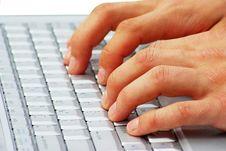Free Laptop Stock Photography - 6376212