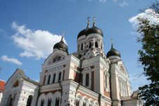 Free Tallinn Church Royalty Free Stock Photography - 6376527