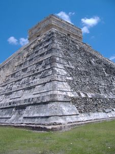 Free Chichen Itza Royalty Free Stock Photography - 6376637