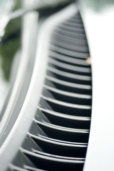 Vent Of Car Royalty Free Stock Photos