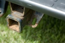 Free Car Trailer Hook Stock Image - 6376861