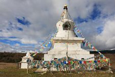Free Stupa Stock Photography - 6377382