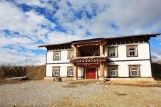 Free Tibetan House Royalty Free Stock Images - 6377409