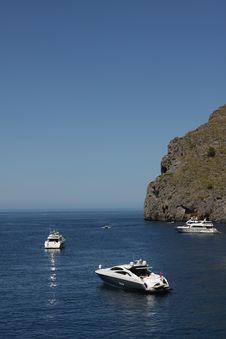 Free Three Boats Royalty Free Stock Photos - 6377928