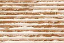 Free Torn Cardboard Texture Royalty Free Stock Photography - 6377937