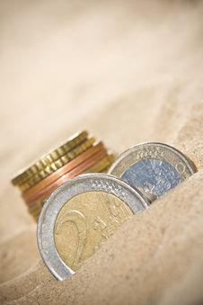 Free Euros Royalty Free Stock Image - 6378086