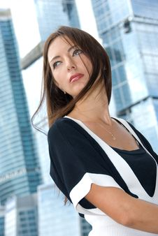 Free Business Woman Stock Photography - 6378542