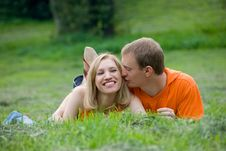 Free Loving Couple Royalty Free Stock Photos - 6378668
