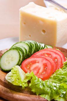 Free Salad Royalty Free Stock Photography - 6378777