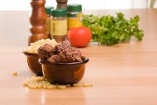 Free Meatballs Stock Images - 6378874