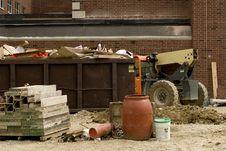 Free Construction Site Stock Photo - 6378900