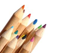 Free Crayons Royalty Free Stock Photography - 6379107
