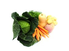 Free Vegetables Stock Image - 6379181