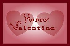 Free Happy Valentine Stock Photography - 6379192