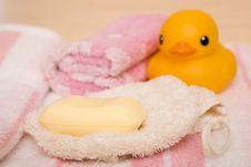 Free Bath Royalty Free Stock Photos - 6379298