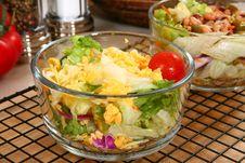 Free Dinner Salad Stock Image - 6379481
