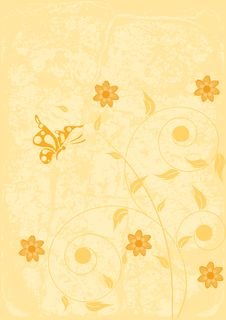 Free Decorative Floral Royalty Free Stock Image - 6379666