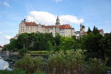 Free Sigmaringen Castle Stock Photography - 6379722