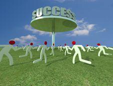 Free Hard Success Stock Photo - 6379730