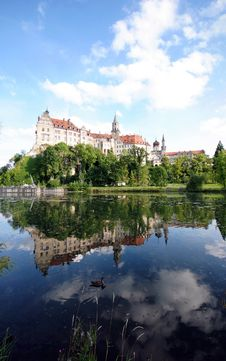 Free Sigmaringen Castle Royalty Free Stock Photography - 6379797