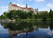 Free Sigmaringen Castle Royalty Free Stock Photos - 6379798