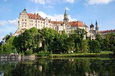 Free Sigmaringen Castle Royalty Free Stock Photo - 6379825