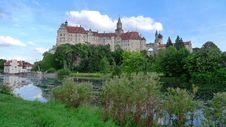 Free Sigmaringen Castle Stock Image - 6379871