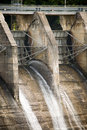 Free Flood Gates Of A Dam Stock Photos - 6380143